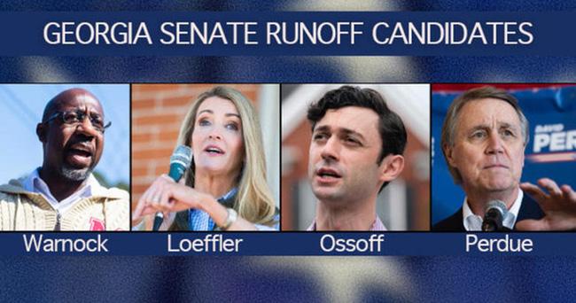 Kết quả bầu cử Thượng viện bang Georgia, Mỹ sẽ kéo dài vài ngày