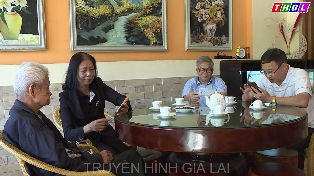 Các tầng lớp Nhân dân trên địa bàn tỉnh Gia Lai phấn khởi trước những thành tựu mà đất nước đạt được trong nhiệm kỳ XII dưới sự lãnh đạo của Đảng