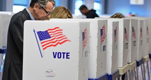 Hai ngày quyết định tương lai chính trị nước Mỹ