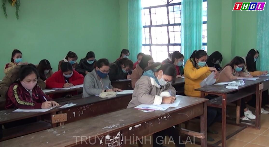 Kông Chro tổ chức kỳ thi tuyển dụng viên chức giáo viên năm 2020