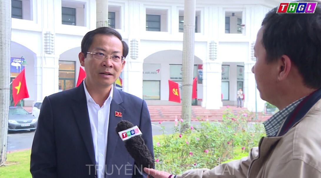 Cảm nhận của Đoàn đại biểu Đảng bộ tỉnh Gia Lai về Phiên họp trù bị và kỳ vọng Đại hội XIII của Đảng thành công rực rỡ