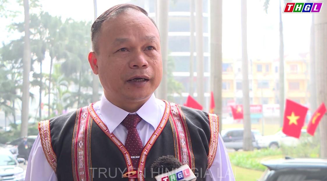 Niềm vinh dự và cảm nhận của Đoàn đại biểu Đảng bộ tỉnh Gia Lai về Đại hội XIII của Đảng