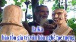 Ia Ka bảo tồn giá trị văn hóa nghề tạc tượng