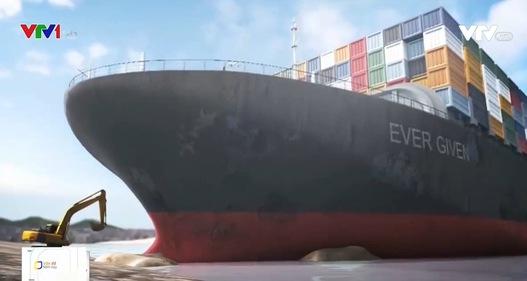 Tắc nghẽn tại kênh đào Suez – lời nhắc nhở về những lỗ hổng của thương mại toàn cầu