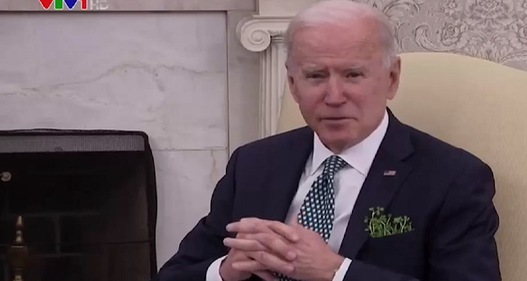 Tổng thống Joe Biden chính thức lên án tình trạng bạo lực nhằm vào người gốc Á