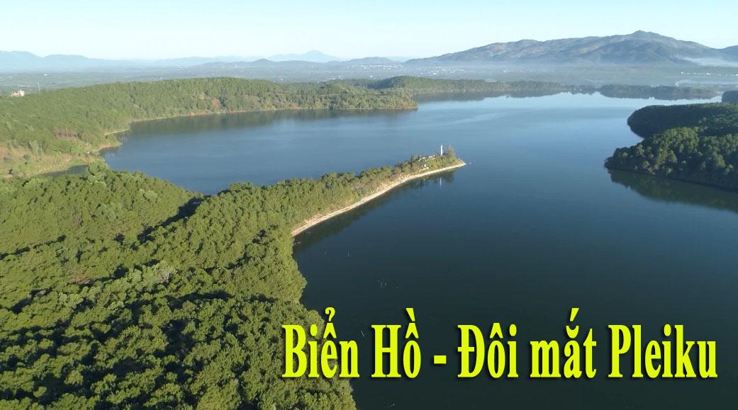 Biển Hồ – Đôi mắt Pleiku