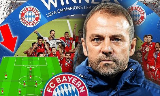 Thành công của Bayern Munich và dấu ấn chiến thuật của Hansi Flick