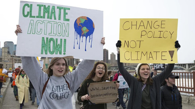 Mỹ mời 40 nhà lãnh đạo dự Hội nghị thượng đỉnh về biến đổi khí hậu
