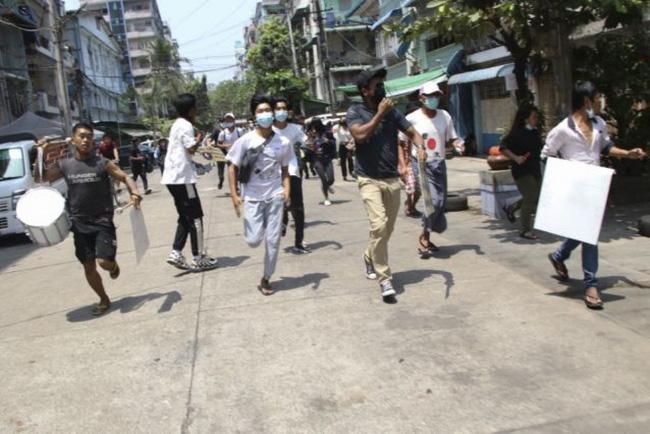Quân đội Myanmar tuyên bố ngừng bắn 1 tháng