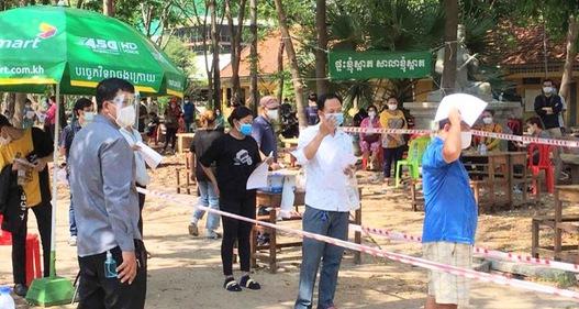 Campuchia đóng cửa thủ đô Phnom Penh để chống dịch COVID-19