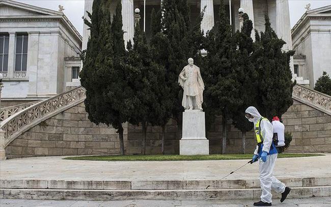 Du khách từ EU đến Hy Lạp sẽ không phải cách ly