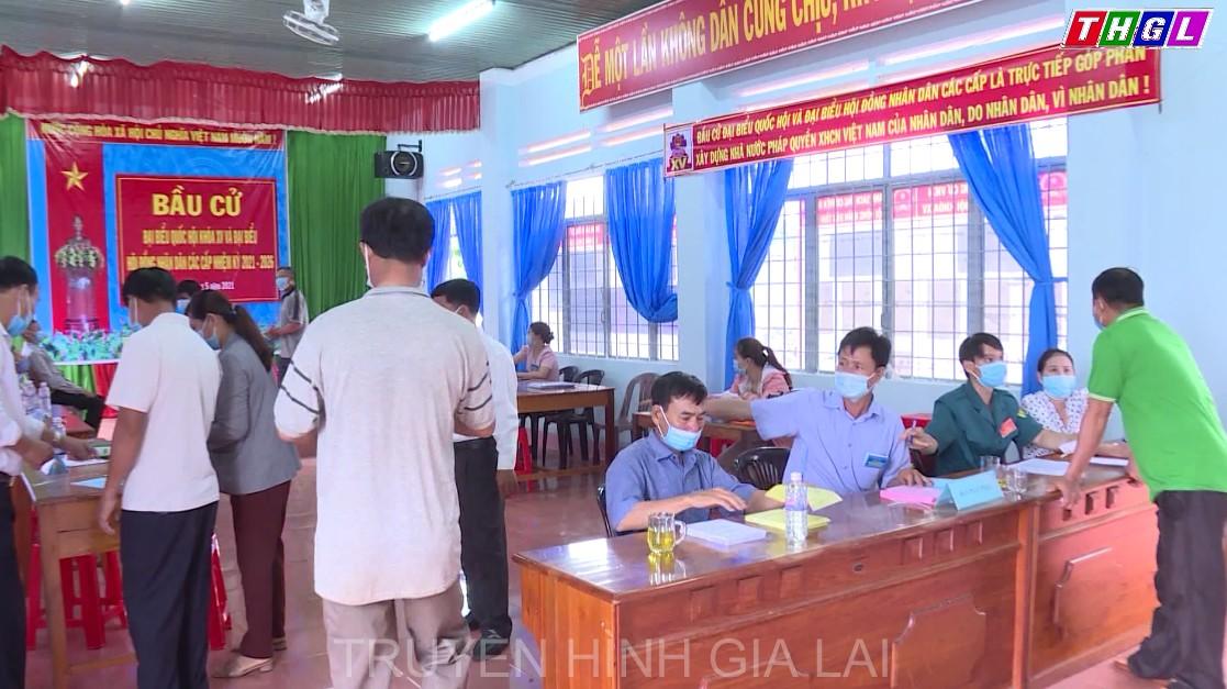 Các đại biểu Quốc hội khóa XV và đại biểu HĐND các cấp nhiệm kỳ 2021-2026 trên địa bàn tỉnh Gia Lai đảm bảo đúng về số lượng, cơ cấu, thành phần, trình độ