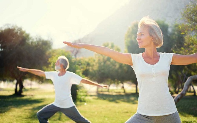 5 bài tập kiểm tra tình trạng sức khỏe trong chưa đầy 30 giây