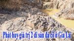 Phát huy giá trị 2 di sản đá cổ ở Gia Lai