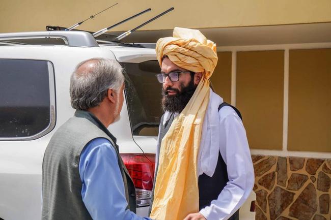 Taliban thảo luận tương lai của đất nước với lực lượng an ninh Afghanistan