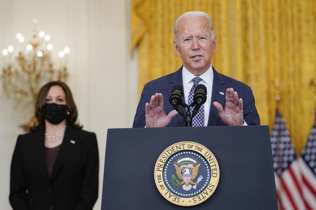 Tổng thống Joe Biden cam kết hoàn thành việc sơ tán công dân Mỹ tại Afghanistan