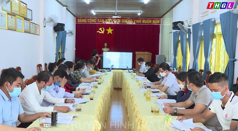 Tập huấn chuyên môn trong công tác phòng, chống dịch Covid – 19 cho đội ngũ y, bác sĩ được huy động tăng cường cho Thành phố Hồ Chí Minh và các tỉnh phía Nam