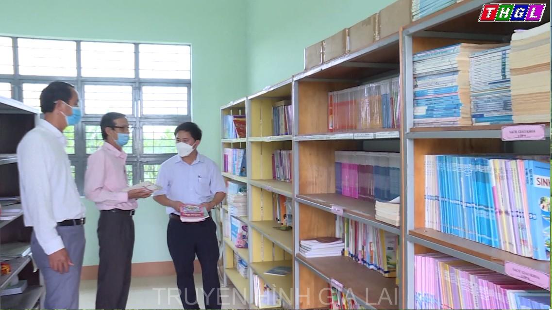 Trường học vùng sâu, vùng xa chuẩn bị năm học mới