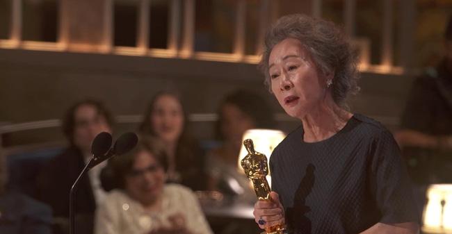 Hậu tượng vàng Oscar, diễn viên Hàn Quốc Youn Yuh-jung trở thành 1 trong 100 người có ảnh hưởng nhất 2021 của Time