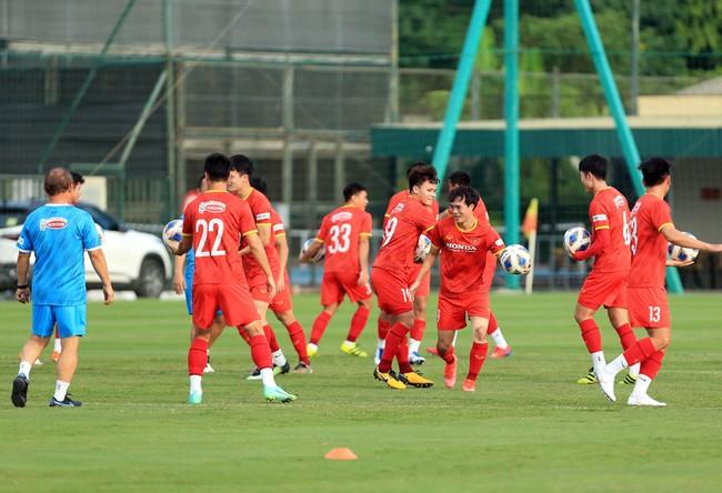 ĐT Việt Nam công bố danh sách chuẩn bị cho trận gặp ĐT Trung Quốc và Oman   Vòng loại thứ 3 World Cup 2022