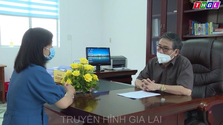 Phỏng vấn ông Lê Duy Định – Giám đốc Sở Giáo dục và Đào tạo  về công tác dạy học đảm bảo an toàn trong bối cảnh dịch Covid-19