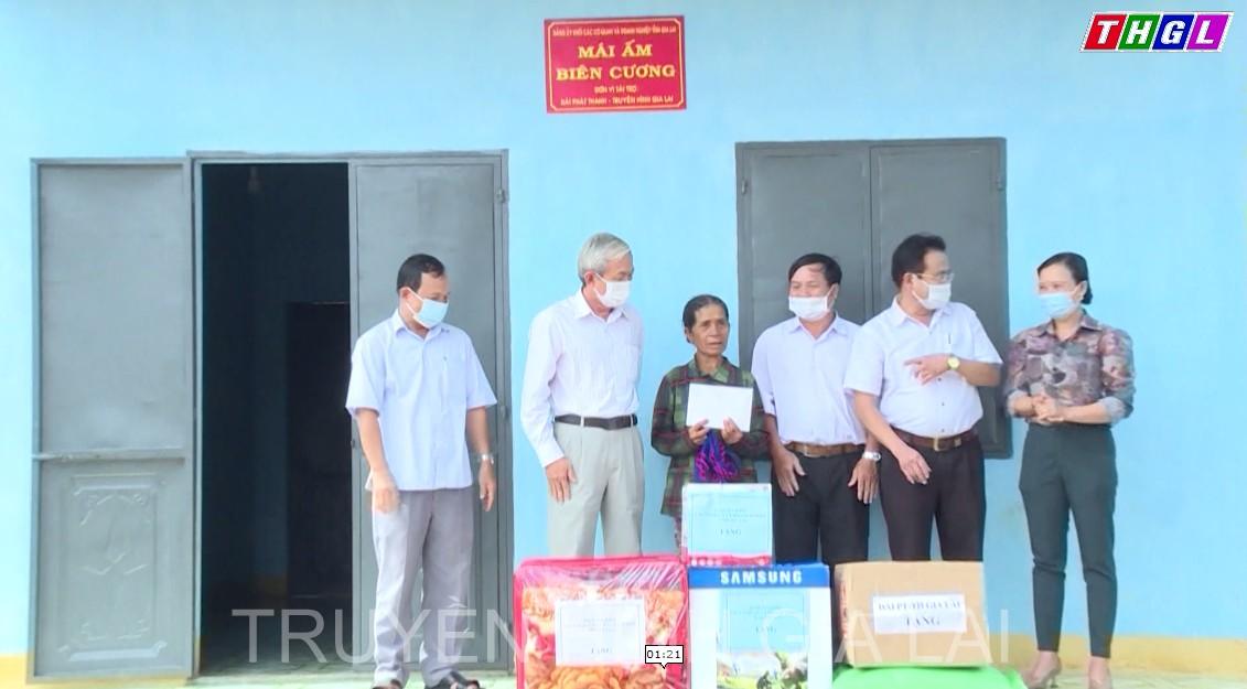 Hỗ trợ nhà ở cho hộ nghèo DTTS tại huyện Chư Prông