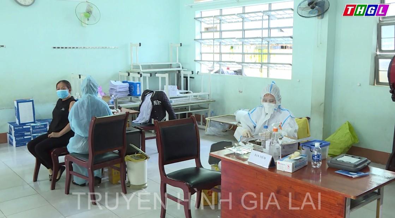 Toàn tỉnh Gia Lai tiêm vắc xin phòng Covid- 19 đạt gần 94%