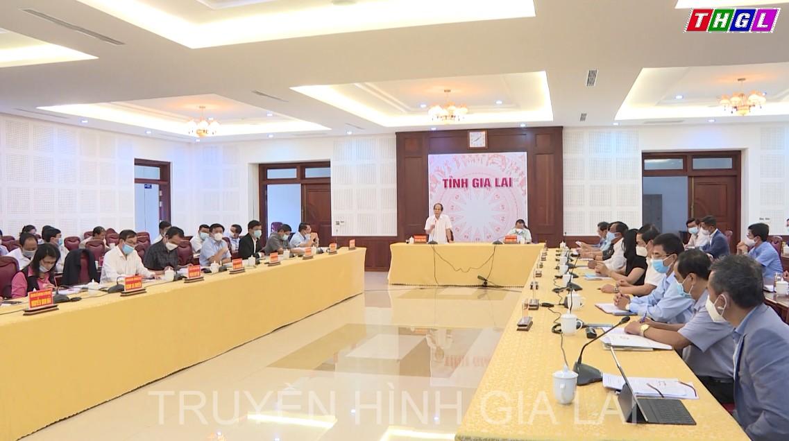 Hội nghị trực tuyến về các giải pháp tháo gỡ khó khăn, vướng mắc, thúc đẩy sản xuất kinh doanh cho doanh nghiệp, hợp tác xã